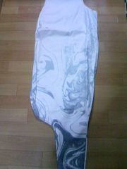 送料込☆カセヤマ【墨ボカシ】3超ロング77cm