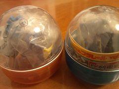 カプセルプラレール 江ノ電 ラッピング義経号 セット 【旅列車編】 ★ユージン★