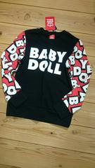 BABY DOLL*���ް�ްف���ۺ��ڰŰ*130���V�i
