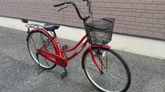 ままチャリ自転車中古車程度良好