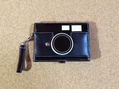 新品♪即決 Motif.カメラ型ミラーBK/定価1512円