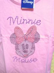 新品■Mサイズ■ディズ二−■ミニ−ちゃん半袖Tシャツ