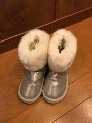 美品 オールドネイビー ブーツ 靴 キッズ