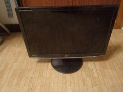 LG ワイド20インチ液晶モニター デスクトップPC用