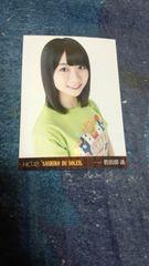 HKT48 春のライブツアー 2016 DVD封入特典写真 若田部遥