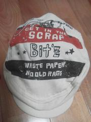 Bit'zビッツ52サイズハンチング帽子
