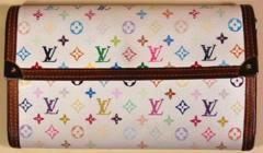 LOUIS VUITTON(ルイ・ヴィトン)財布,マルチカラー,中古