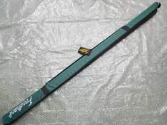 セミハードスリムロッドケース 130 グリーン