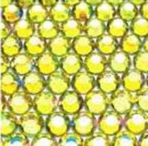 ● 2mm ● デコ用ストーン  2000粒 ライトイエロー