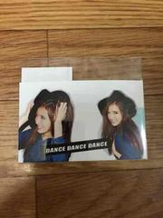 Dance Dance Dance E-girls Flower ���䔋�� �v���C�x�[�h�J�[�h