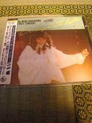 CD:中山美穂 ファーストコンサート 歌詞カード難あり