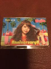 レア!E-girls anniversary☆佐藤晴美トレカ(^_^)