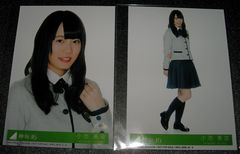 欅坂46 サイレントマジョリティー 生写真 小池美波 2枚セット