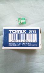 TOMIX 0778 ͯ��ײāEð�ײĊ�]CL