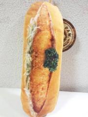 X'masセールリアル/まるでパンみたいなペンポーチフィッシュサンド
