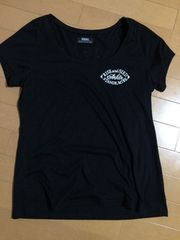 BACKS.バックス.半袖Tシャツ.黒.109