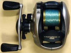 Daiwa,TRiFORCE-X 153i,����