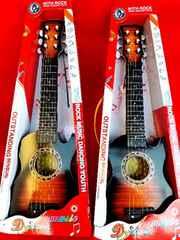 ミニギター 2本 ゲームセンター景品