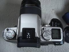 動作品 キヤノン CANON EOS 55 レンズ付
