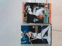 2002 松井秀喜カード 2枚セット