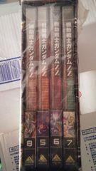 DVD ソフト 機動戦士ガンダムZZ  Part �U メモリアルボックス版