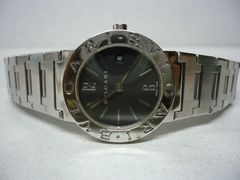 ブルガリ  美品  BB26SSD  レディース  時計