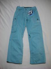 ns614 女 VOLCOM ボルコム スキー スノボーパンツ Sサイズ