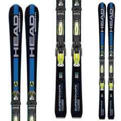 新品 HEAD スキー 2015 i.SUPER SHAPE
