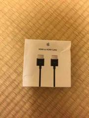 アップル HDMI to HDMI Cable (1.8m) MC838ZM/B