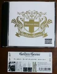 (CD)GOLDEN GOOSE/�ް���ݸް�����ڼ����İذ���ѕt����