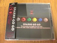 SPARKS GO GO CD 六根 スパークス・ゴー