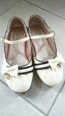 美品♪結婚式 発表会 入学卒園式に 女の子 フォーマル 靴