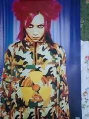 X JAPAN hide � �X�^�[ PSYENCE �q�f ���ʕ�