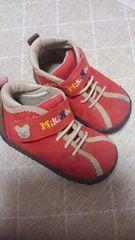 ミキハウス☆可愛い靴14センチ