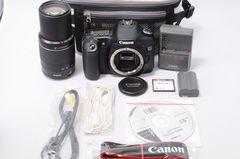 美 Canon キヤノン EOS 30D 望遠レンズ!