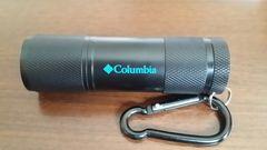 Columbia LEDカラビナ付ライト