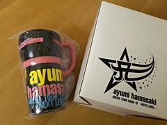 浜崎あゆみ☆ARENA TOUR 2009 NEXT LEVEL〜マグカップ
