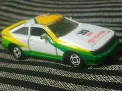 トミカ トミー トヨタ セリカ 2000GT -R中古 日本製 レース仕様