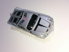 ウルトラセブン 地球防衛軍 ウルトラ警備隊 TDF POー1 ミニカー