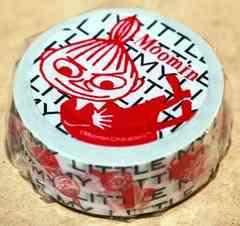 【リトルミイ in WHITE】ムーミンマスキングテープ送料164円同梱