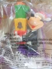 マクドナルドノベルテイミッキーマウスのマジカルクリスマス