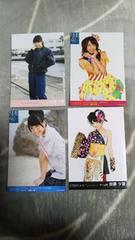 NMB48加藤夕夏☆公式生写真〜まとめ売り8枚セット!