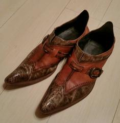 ■BOREDOM■革靴/size42/27.5cm
