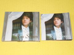 CD★リュ・シウォン 秋桜 DVD付