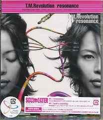 T.M.Revolution★resonance★初回生産限定盤(CD+BD)★未開封
