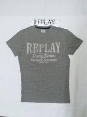 新品ラストリプレイ・プリントTシャツSサイズ