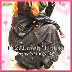 【〜W80】【丈長100cm】L/2L*裾プチふりふりマキシ丈スカート*灰