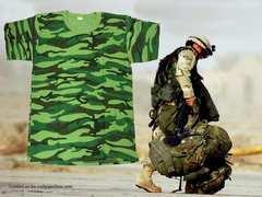 �V�i Cotton Jungle Camoflage �L�����t�� T�|�V���c CP-120
