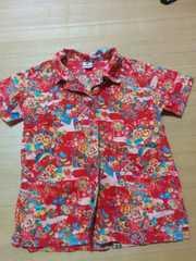 L和柄のシャツ★