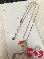 定価1050円 ハローキティ 可愛い ネックレス